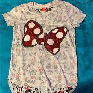 Disney girls top